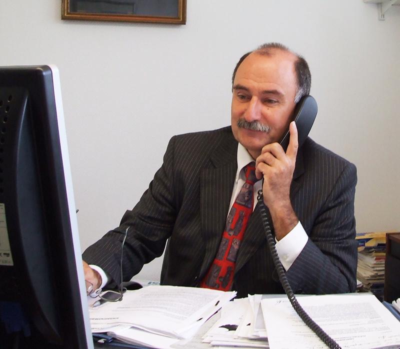 Anwalt in Kleve Eckart Liwerski
